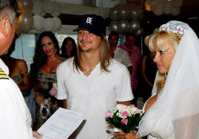 Rock Wedding - Kid Rock And Pamela Anderson #2046874