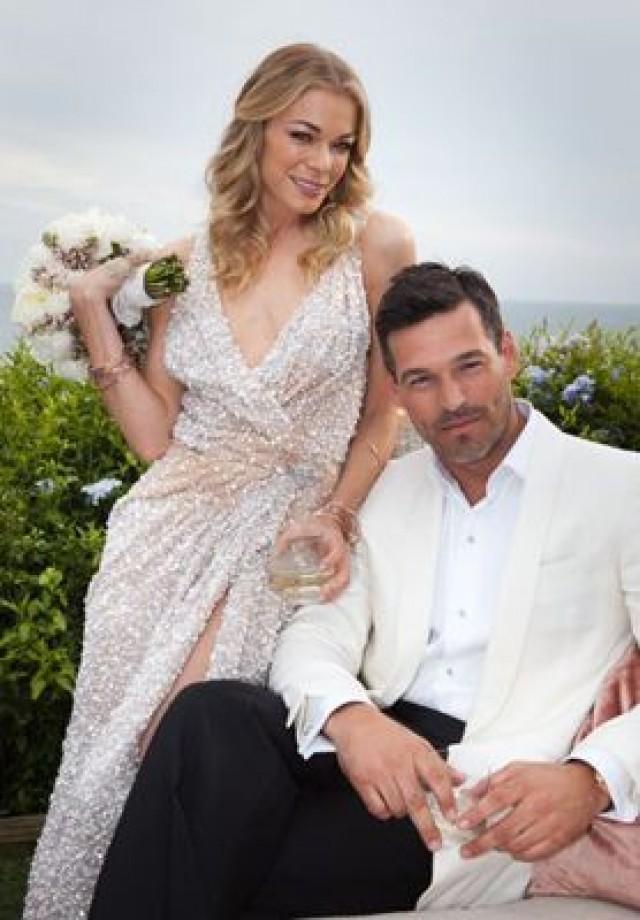 Leann and eddie wedding