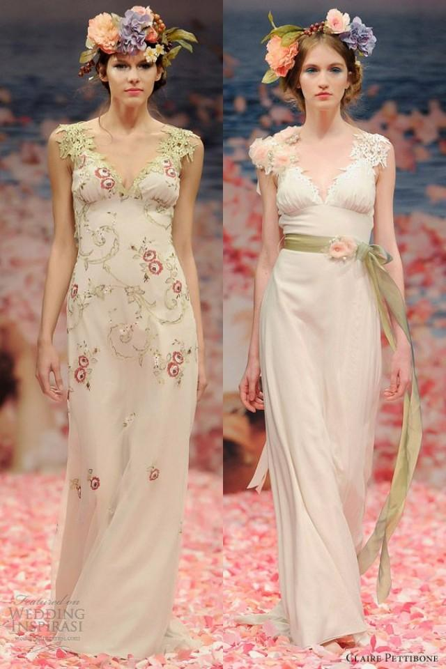 Dress claire pettibone wedding dresses 2047221 weddbook for Wedding dress claire pettibone