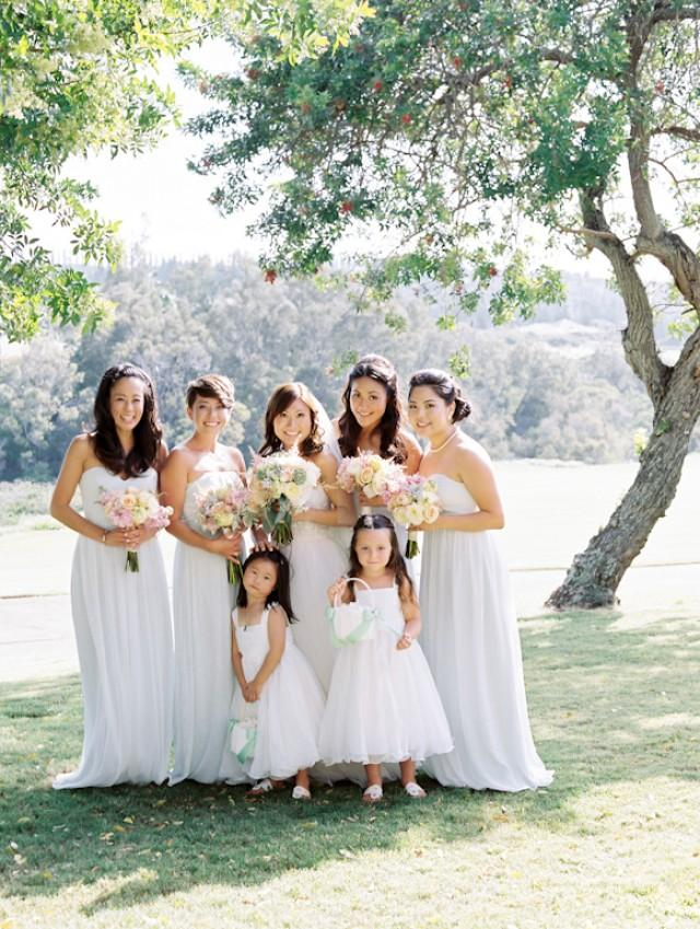 Bridesmaid dresses hawaiian wedding for Wedding dresses for hawaii