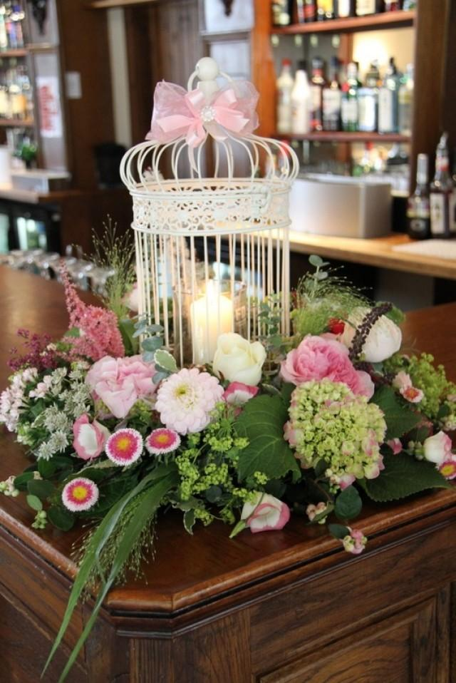 Centerpieces Bird Cage Bar Design 2047391 Weddbook