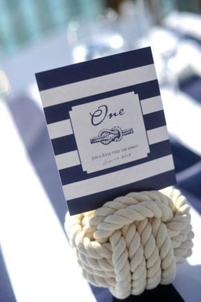Wedding Escort Card
