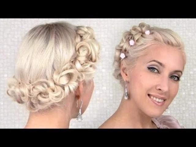 Top 20 Fabulous Updo Wedding Hairstyles: ♥~•~♥Fabulous Wedding Hair