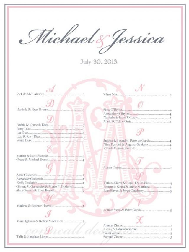 Wedding Seating Chart Seating Poster Reception Seating Board Wedding Reception Tables