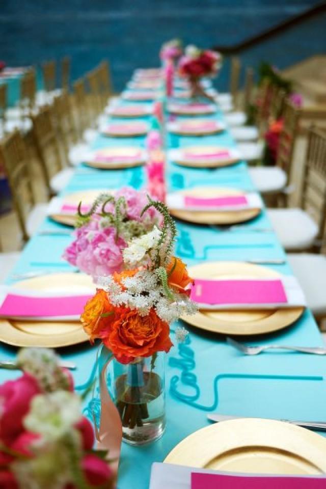 Indian Wedding Fuchsia Gold Teal 2048537 Weddbook
