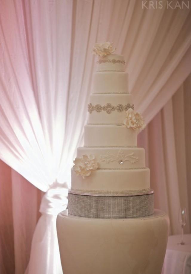 Wedding Cupcakes - Blush And Gray Wedding Cake #2049299 ...