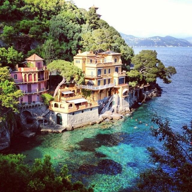 Italy honeymoon hotel splendido portofino italy for Hotel liguria milano