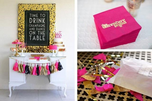 3 Hot Pink Wedding Ideas In Your Wedding Color Palette Weddbook