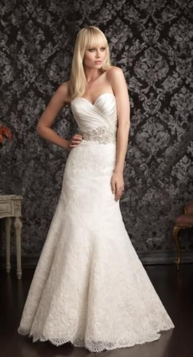 wedding photo - Allure Bridal 9004