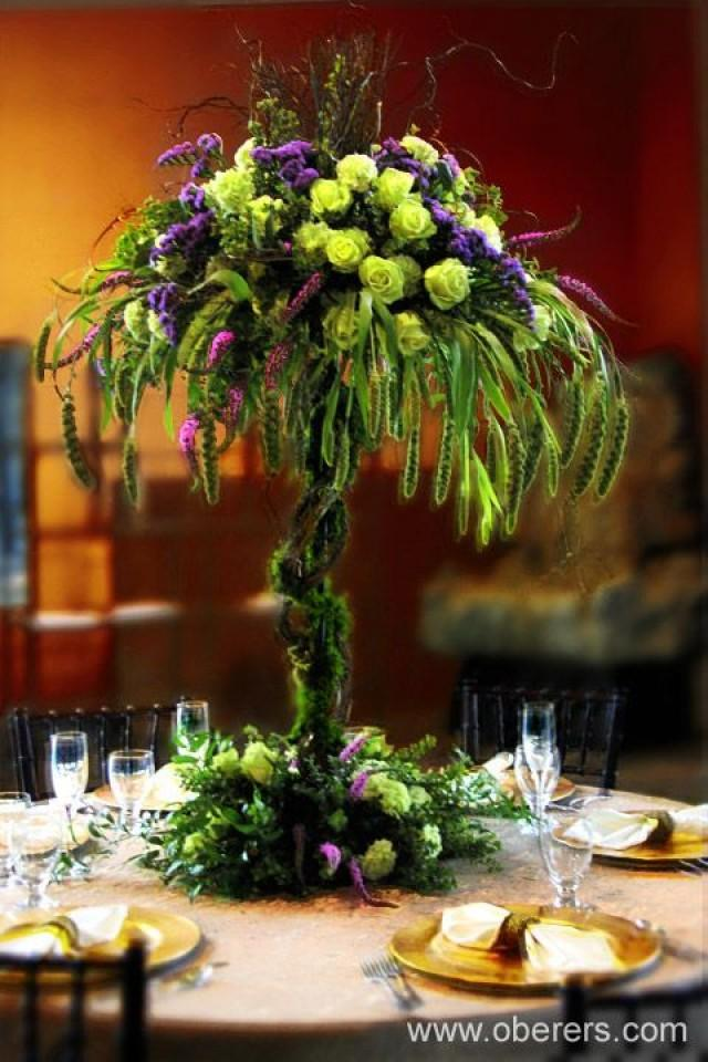 Wedding centerpieces and reception decor weddbook