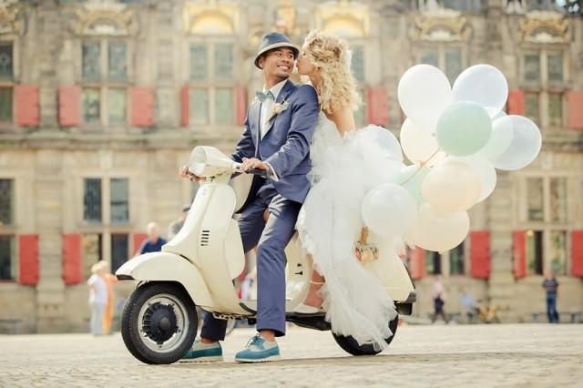 Quiero una boda perfecta s bete a la vespa el d a de tu - Tu boda perfecta ...