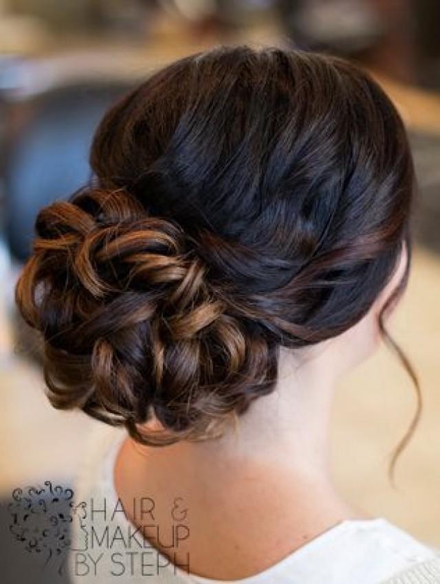 Prom hairstyles 2018 updo black hair