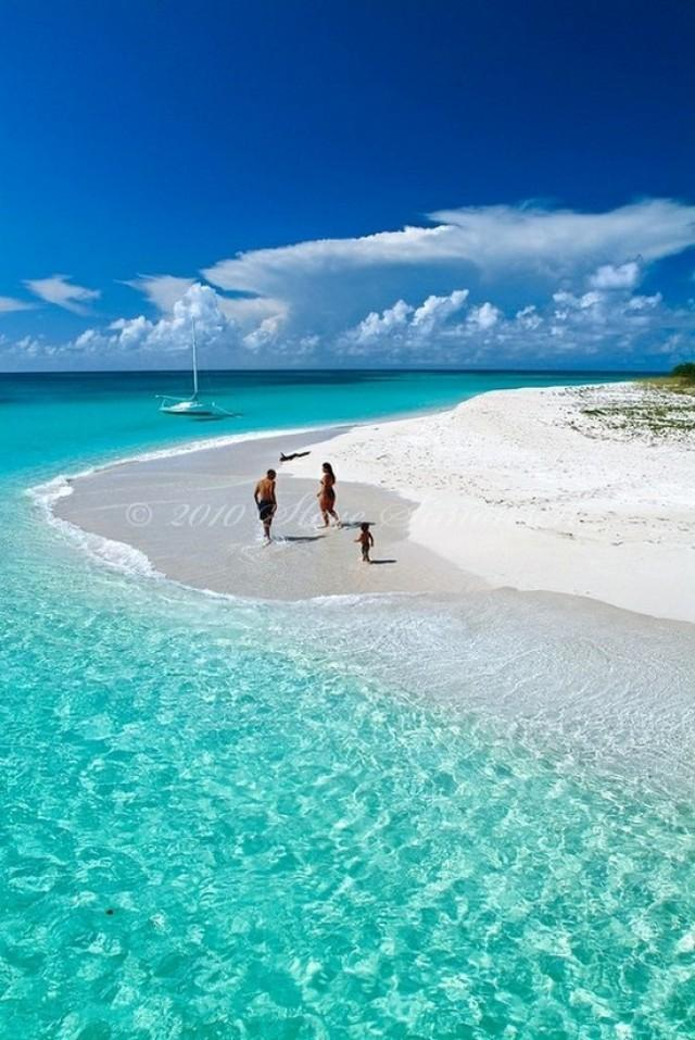 best us virgin island beach
