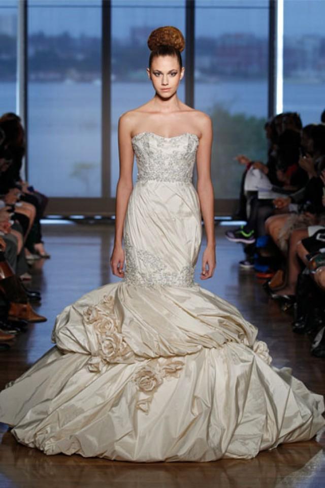 wedding photo - Ines di Santo Wedding Dresses Show