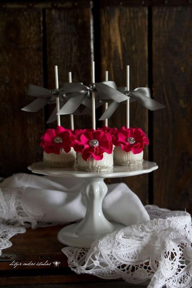 Images Wedding Cake Pops : Wedding Cakes - Wedding Cake Pops #2055189 - Weddbook