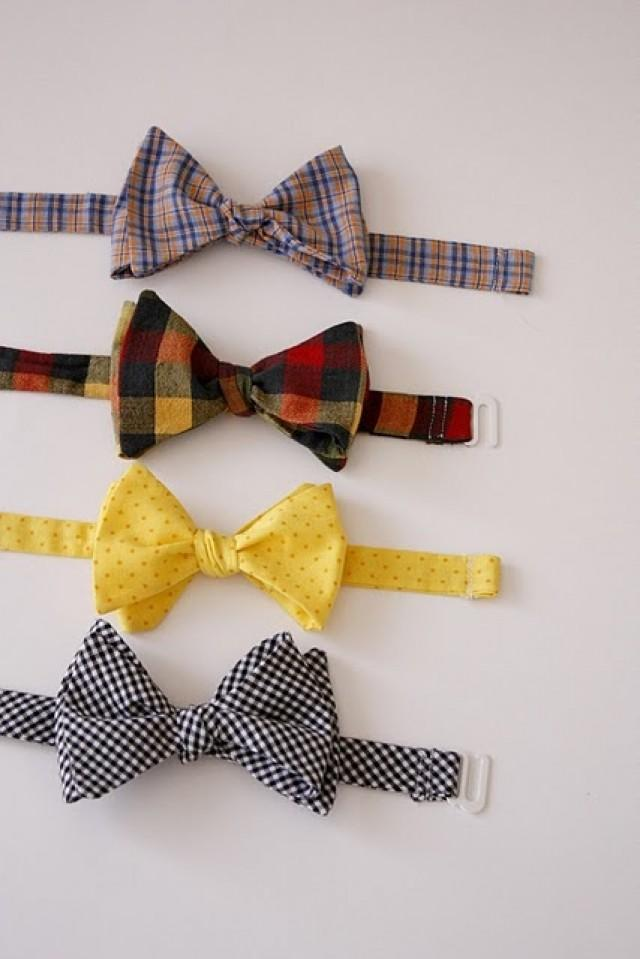 groom bow tie tutorial 2055218 weddbook. Black Bedroom Furniture Sets. Home Design Ideas