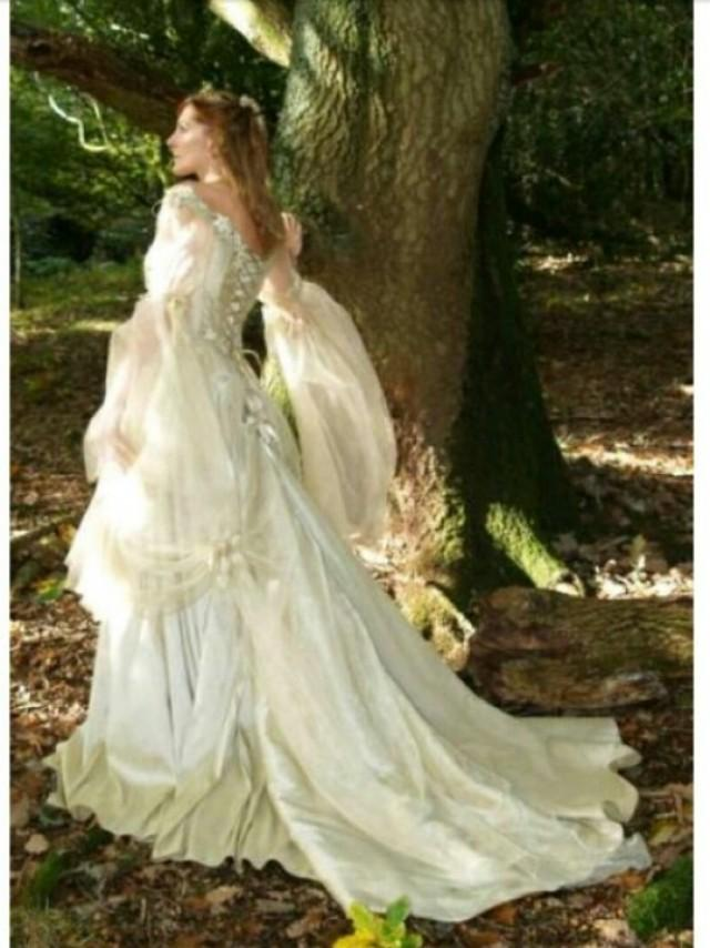 Fairy wedding fairytale dress 2055405 weddbook for Fairytale inspired wedding dresses