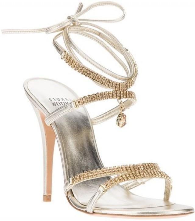 Stuart Weisman Wedding Shoes 014 - Stuart Weisman Wedding Shoes