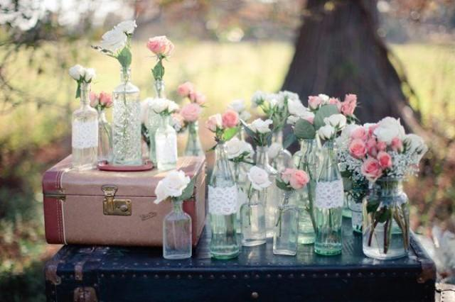 Shabby wedding shabby chic wedding ideas 2056442 weddbook - Deco mariage vintage ...