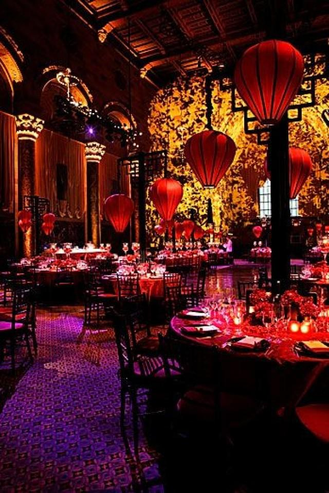 Oriental wedding chinese weddings 2057143 weddbook for Asian party decoration