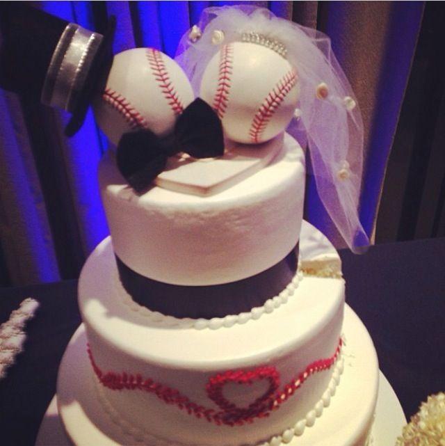 Baseball Wedding Cake Toppers Canada