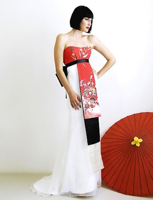 Oriental Wedding - Japanese Wedding Dress #2057401 - Weddbook