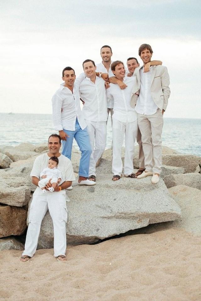tropical wedding all white beach wedding 2059476 weddbook