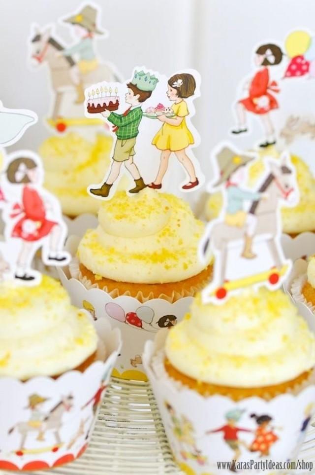 hochzeits cupcakes geburtstag cupcakes 2060266 weddbook. Black Bedroom Furniture Sets. Home Design Ideas