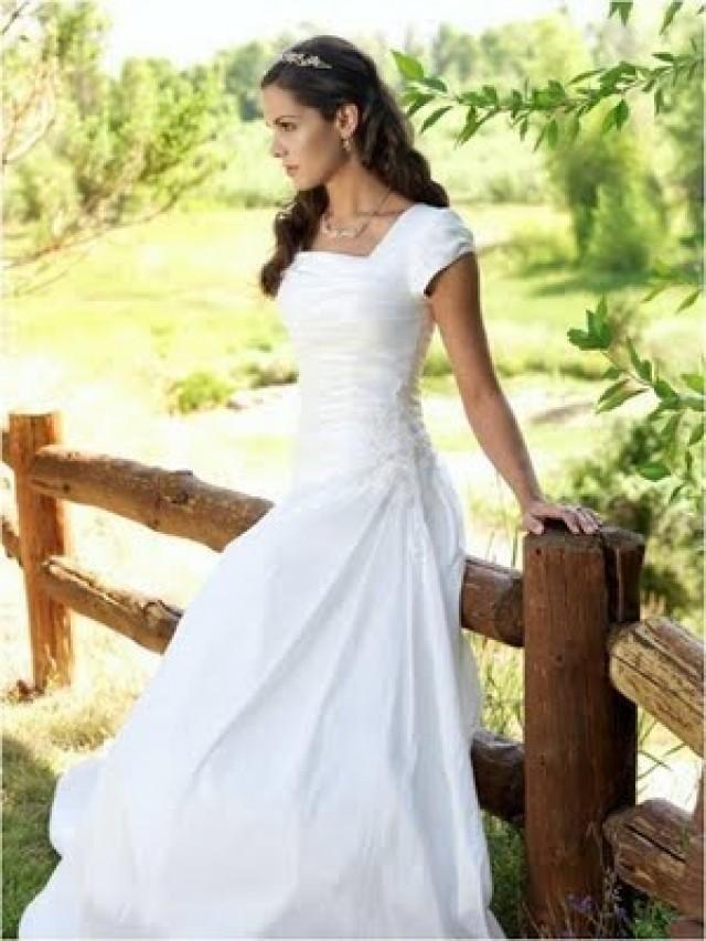 Wedding Ideas - Modest - Weddbook
