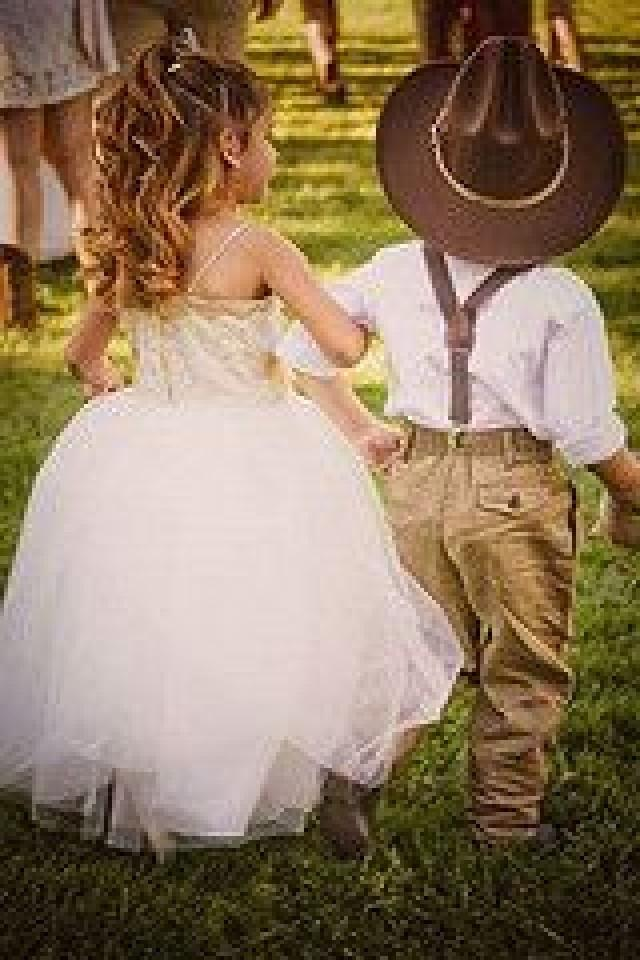 wedding photo - Country Western Wedding Inspiration