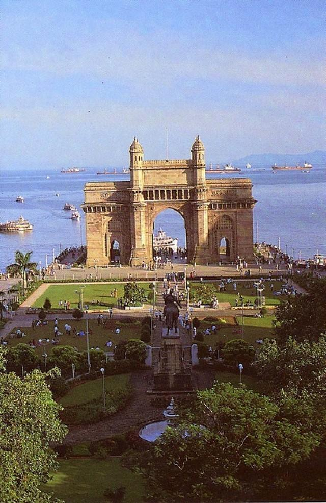 Indian Wedding - .Gateway Of India, Mumbai, India #2062121 - Weddbook