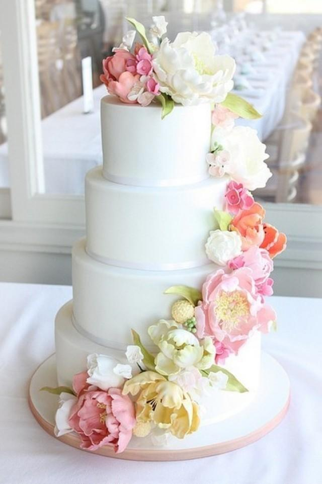 Gâteaux De Mariage - Wedding Cake #2062277 - Weddbook