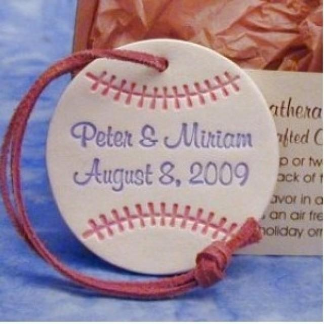 Baseball Wedding Gifts: Thank You Gifts.... Baseball Theme