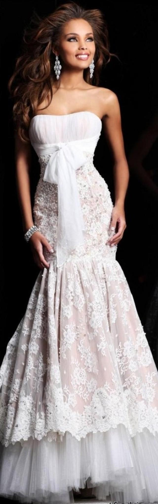 Dress sherri hill couture 2013 2062665 weddbook for Sherri hill wedding dresses