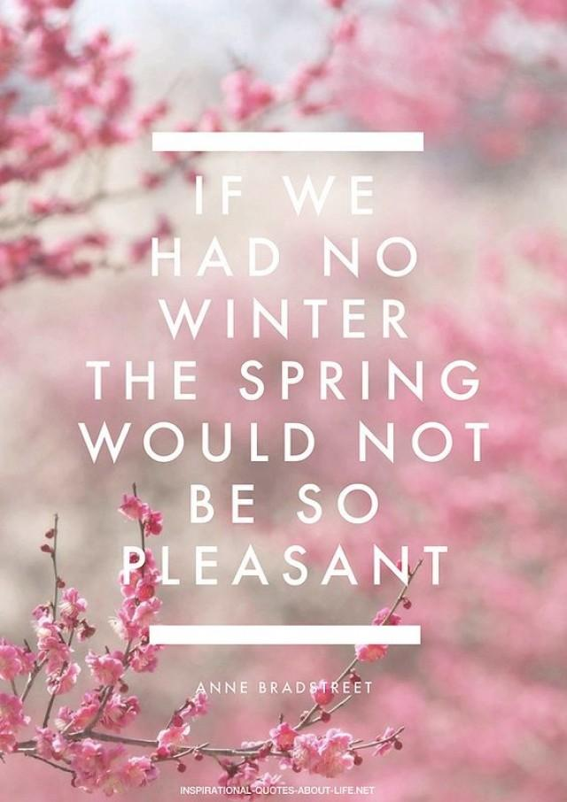 Image result for Spring Inspirational Quotes