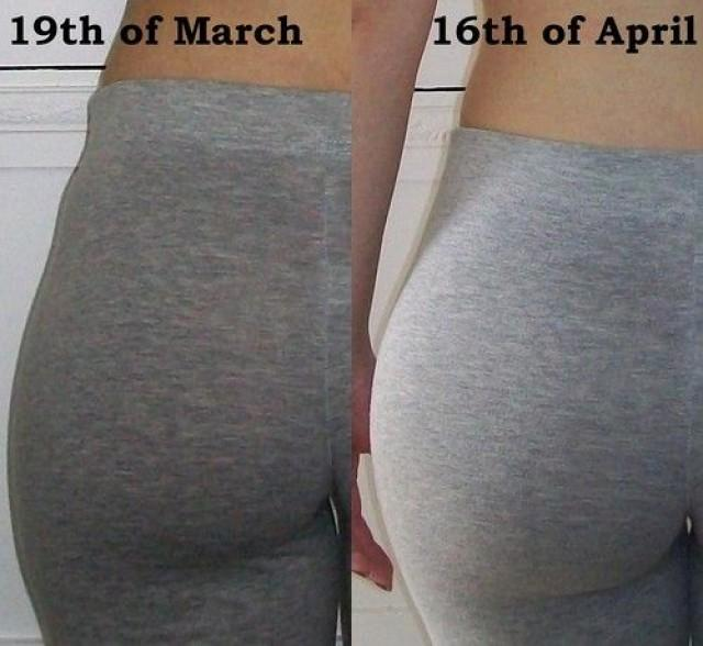 The 3 Best Butt Transformation Exercises #2064376