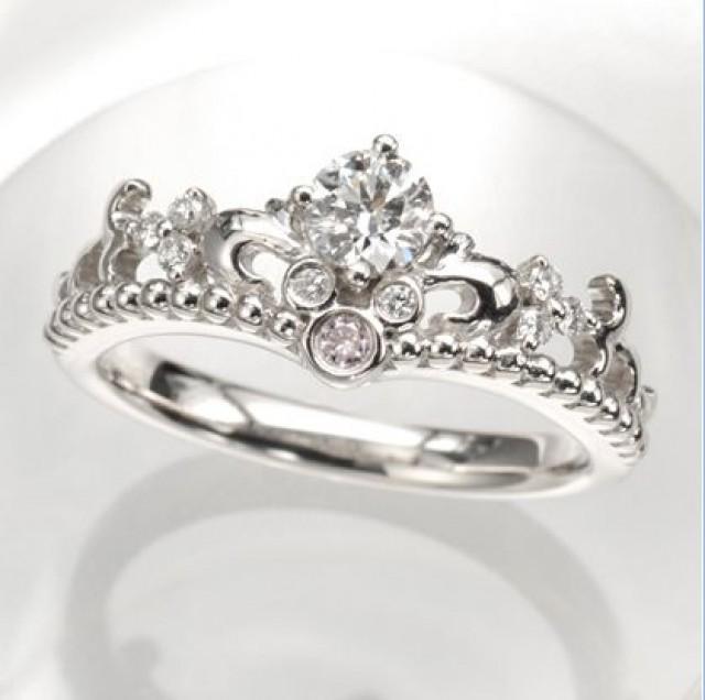 Disney Princess Promise Rings: Disney-Hochzeit