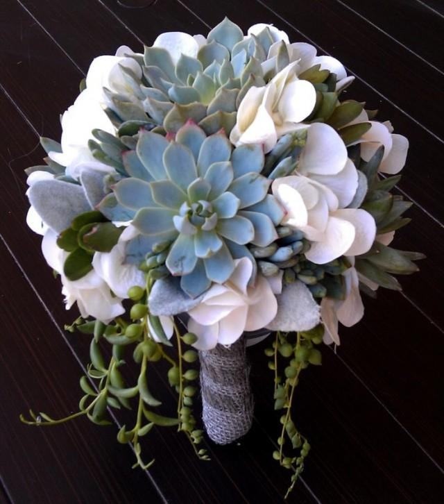 wedding photo - I Am A Sucker For Succulents!