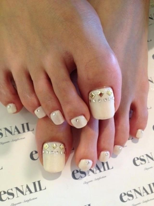 Manicures And Pedicures - Bride's Bridal Look #2065668 ...