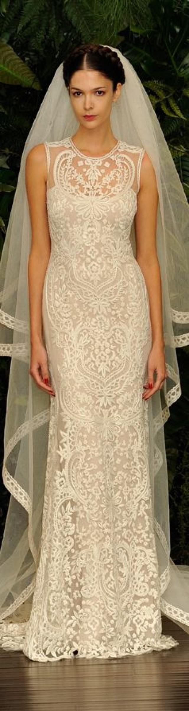 Naeem khan fall winter 2014 wedding dresses 2065679 for Naeem khan wedding dress