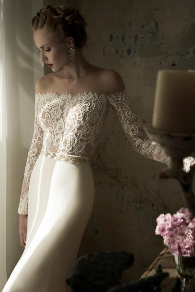 Utterly gorgeous and dreamy bridal gowns collection by for Lihi hod wedding dress