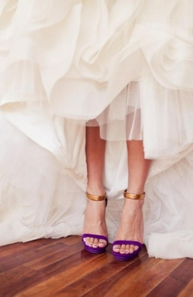 9f343a5cfff 30 Awesome Ideas Of Rocking Colorful Wedding Shoes Trend ...