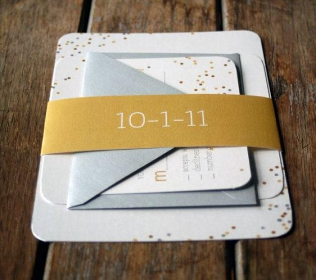 einladungskarten hochzeit modern – cloudhash, Einladungsentwurf