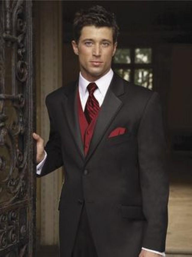 all black suit vest - photo #29