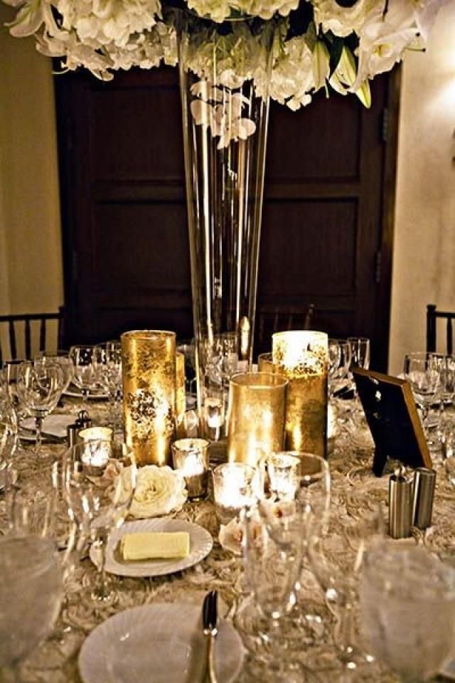 Silver Wedding Wedding Ideas By Color Gold And Silver 2067201
