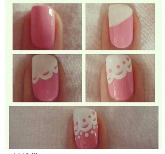 Diy Nail Art Nails Do It Yourself Pinterest
