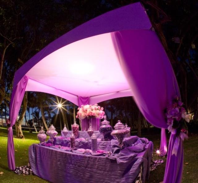 wedding candy purple candy bar 2067588 weddbook. Black Bedroom Furniture Sets. Home Design Ideas