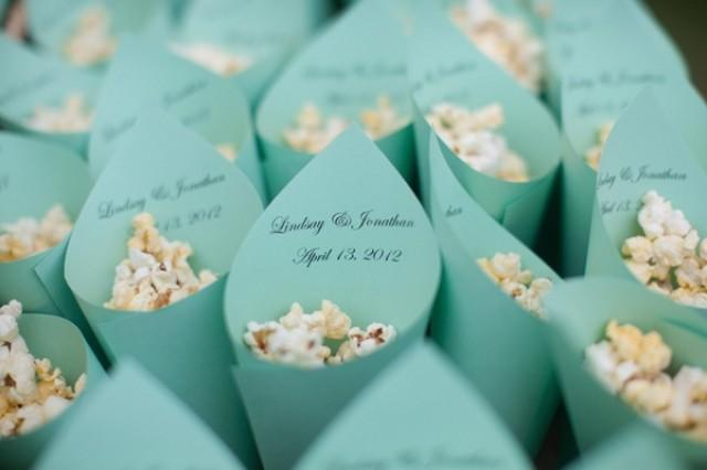 Custom Popcorn Cones