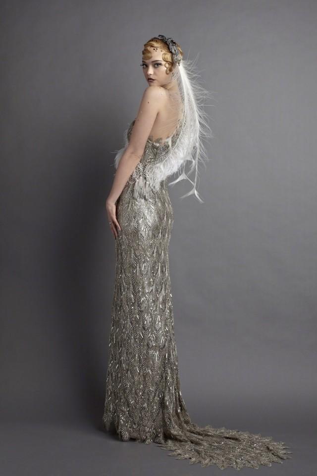 Great Gatsby Wedding Gatsby Style 2068704 Weddbook