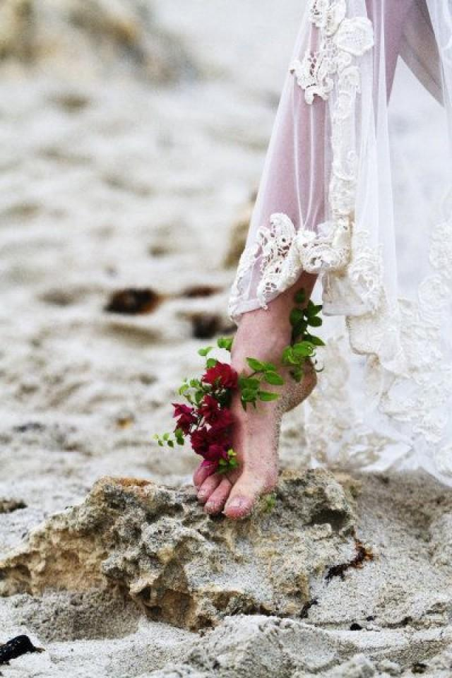 wedding photo - Sunshine On Weddings-BEACH-Gowns